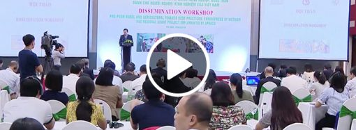 APRACA-VBSP Dissemination Workshop on 'Pro-poor rural and agricultural finance Best practices
