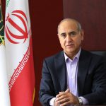 New Chairman and Managing Director  of Bank Keshavarzi (Agri Bank), Iran