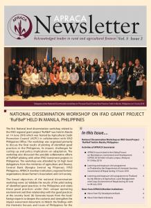 APACA Newsletter vol.5 issue2