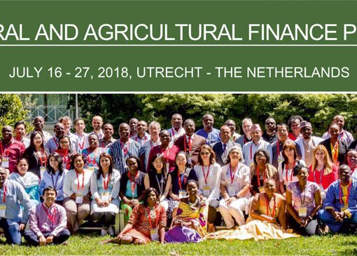 Boulder Rural and Agricultural Finance Programme (RAFP): 16-27 July 2018