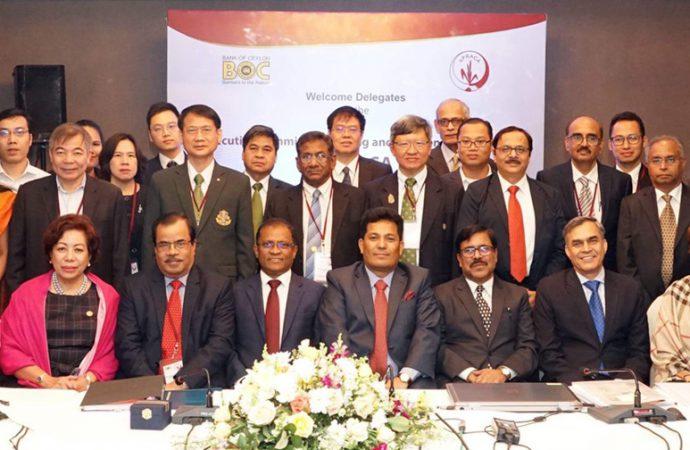 70th Executive Committee Meeting 9 October 2018, Columbo, Sri Lanka