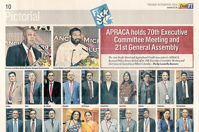 APRACA holds 70th Executive Committee Meeting and 21st General Assembly