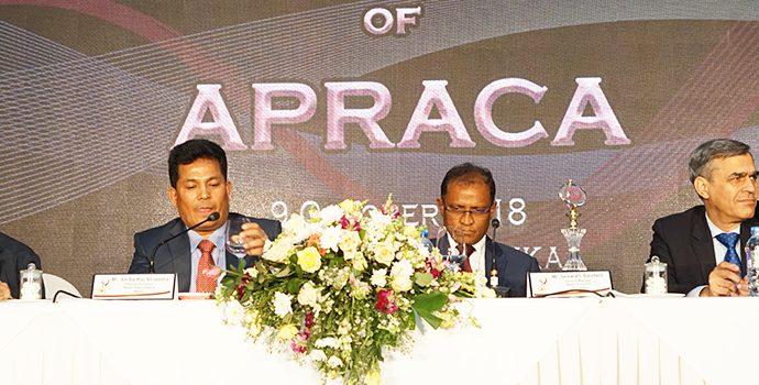 21st General Assembly  8 October 2018, Columbo, Sri Lanka