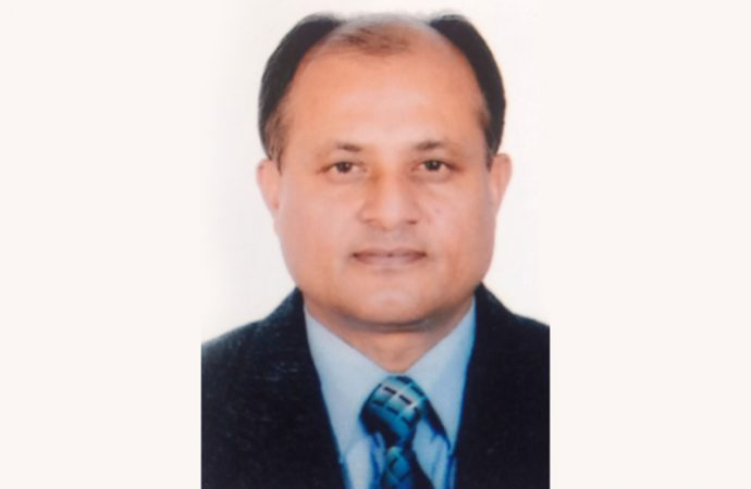 Appointment of Mr. Anil Kumar Upadhyay, Chief Executive Officer of Agricultural Development Bank Limited, Nepal.