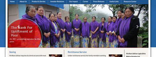 Nirdhan Utthan laghubitta Bittiya Sanstha Ltd.