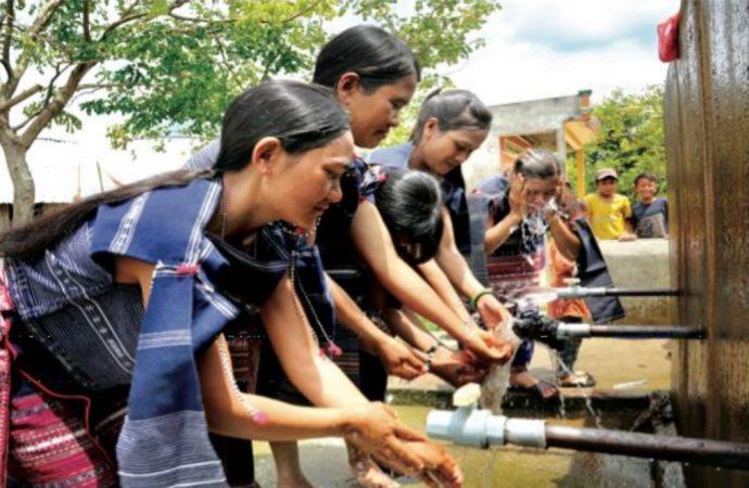 Clean Water supply & Rural Sanitation in Vietnam