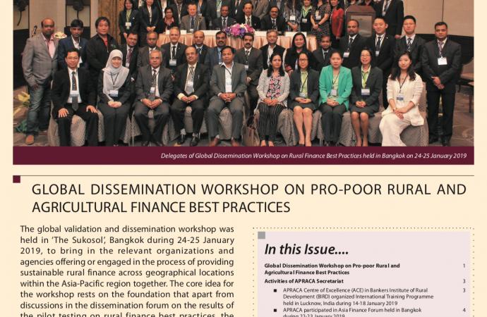 APACA Newsletter Vol.6 Issue 1