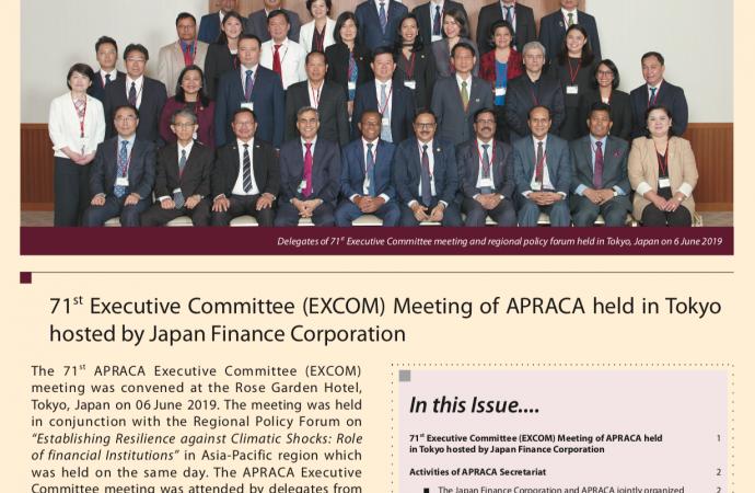 APACA Newsletter Vol.6 Issue 2