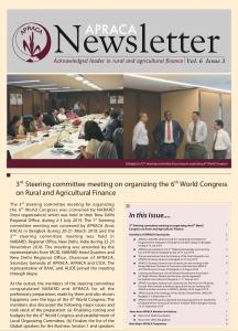 APACA Newsletter Vol.6 Issue 3