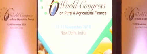6th World Congress in Rural and Agricultural Finance
