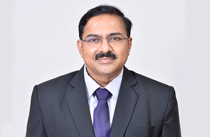Mr. G R Chintala, Chairman NABARD, India.