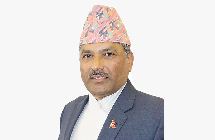 Governor Mr. Maha Prasad Adikari, NRB, Nepal