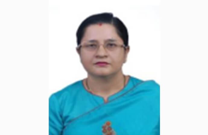Dr. Neelam DhunganaTimsina, Senior Deputy Governor of Nepal Rastra Bank