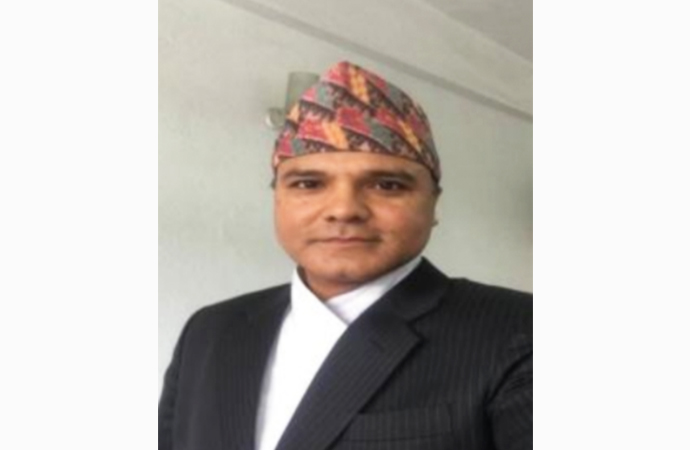 Mr. Bam Bahadur Mishra, Deputy Governor of Nepal Rastra Bank