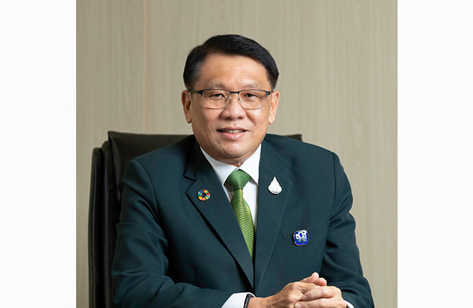 Mr.Tanaratt Ngamvalairatt, President, Bank for Agriculture & Agricultural Cooperatives (BAAC), Thailand
